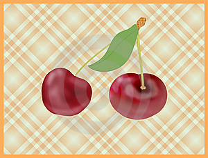 Cherry Fruits Royalty Free Stock Photo - Image: 15563275