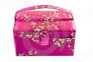 Sewing Box Royalty Free Stock Images - Image: 15564009