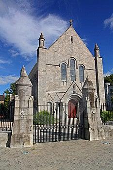 University College Cork Church Royalty Free Stock Photos - Image: 15567688