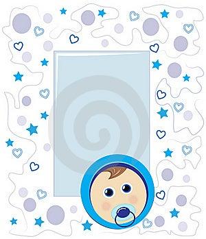Baby Frame Stock Photo - Image: 15569050
