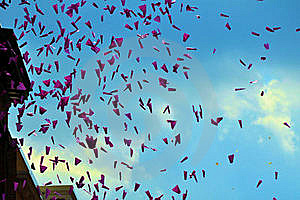 Paper Planes Stock Images - Image: 15570004
