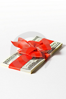 Pack Of American Dollars Royalty Free Stock Photo - Image: 15574235