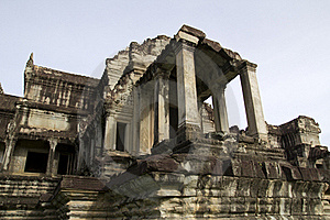 A Temple Royalty Free Stock Photography - Image: 15574397