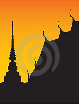 Temple And Pagoda Stock Images - Image: 15575874