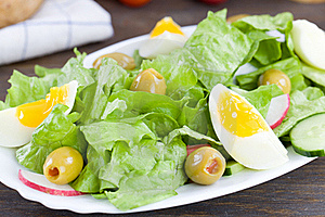Egg Salad Royalty Free Stock Photos - Image: 15577258