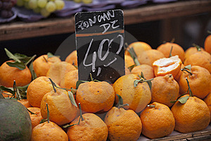 Tangerine Royalty Free Stock Images - Image: 15585269