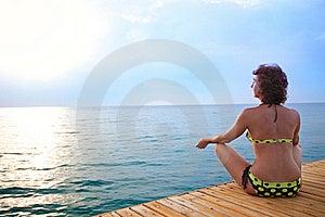 Meditation Royalty Free Stock Image - Image: 15593946