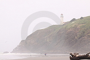 North Head Lighthouse Royalty Free Stock Photography - Image: 15595497