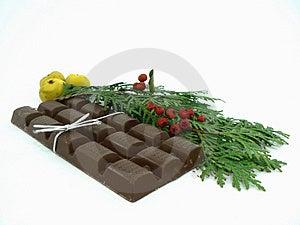Chriastmas Chocolate Stock Images - Image: 1566414
