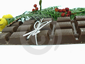 Chriastmas Chocolate Royalty Free Stock Photo - Image: 1566445