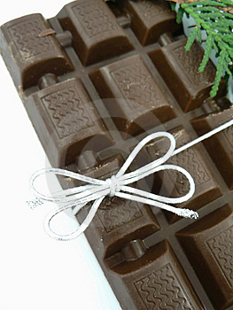 Chriastmas Chocolate Royalty Free Stock Photos - Image: 1566448