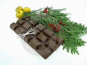 Chriastmas Chocolate Royalty Free Stock Photos - Image: 1566458
