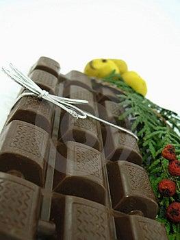 Chriastmas Chocolate Royalty Free Stock Image - Image: 1566466