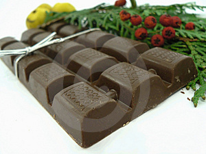 Chriastmas Chocolate Royalty Free Stock Images - Image: 1566469