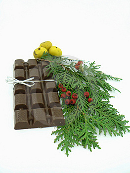Chriastmas Chocolate Stock Photos - Image: 1566473