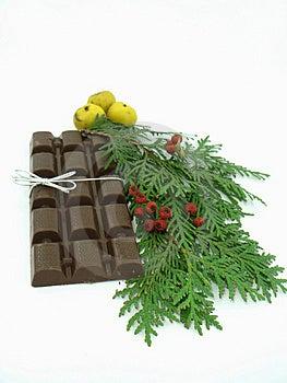 Chriastmas Chocolate Stock Photos - Image: 1566473