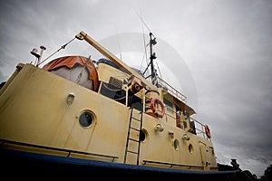 Tugboat Royalty Free Stock Photo - Image: 1568985