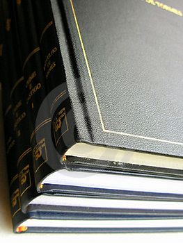 Books  Close Up I Royalty Free Stock Image - Image: 1569356