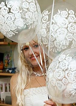 The Beautiful Bride Stock Photo - Image: 15600620
