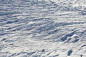 Glacier - Aerial View Stock Images - Image: 15603164