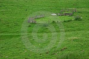Round Fence Stock Photography - Image: 15605232