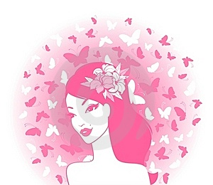 Beautiful Girl Royalty Free Stock Photo - Image: 15607375