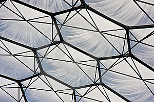 Eden Project Biome, Cornwall Royalty Free Stock Photography - Image: 15609537