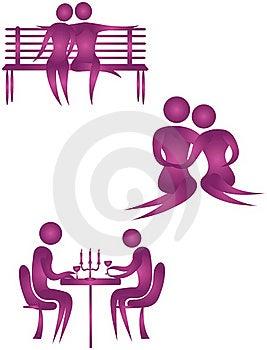 Illustrative Icon Royalty Free Stock Image - Image: 15610956