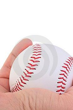 Holding A Baseball Stock Photography - Image: 15619722