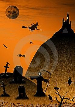 Halloween Background Stock Photos - Image: 15622493