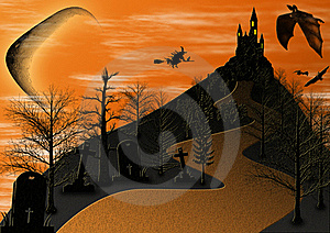 Halloween Background Stock Photography - Image: 15622532