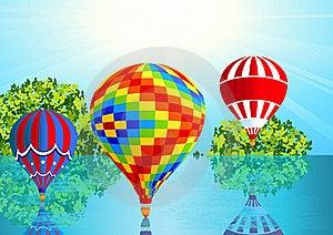Air Balloons Stock Photos - Image: 15624943