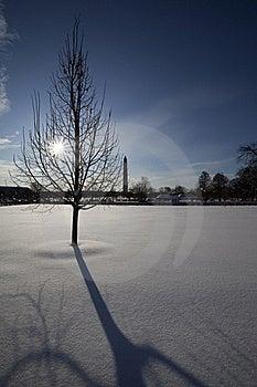 Washington DC Winter Stock Photography - Image: 15625382