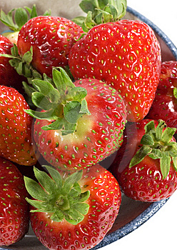 Ripe Red Strawberries. Royalty Free Stock Photography - Image: 15628177