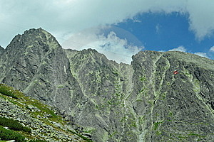 Height Tatras Royalty Free Stock Photography - Image: 15640127