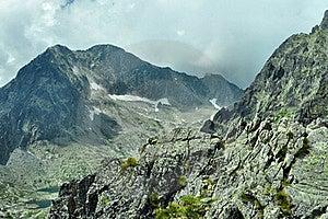 Height Tatras Royalty Free Stock Photography - Image: 15640227