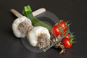 Garden Produce Stock Image - Image: 15640921