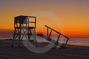 Lifeguard Chair Stock Photos - Image: 15641253