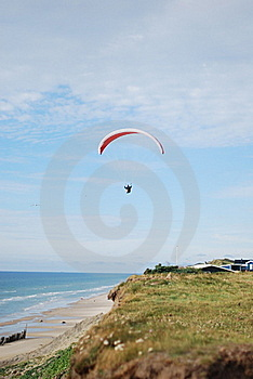 Paraglider Royalty Free Stock Photos - Image: 15648518