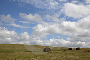 Hay Bundle Stock Images - Image: 15650884