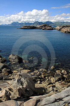 Lofoten Islands In Norway Royalty Free Stock Image - Image: 15651406
