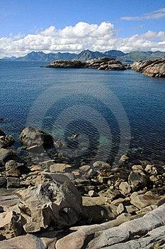 Lofoten Islands In Norway Royalty Free Stock Image - Image: 15651406