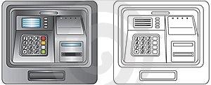 Cash Dispenser Stock Photo - Image: 15657930