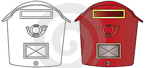 Mailbox Royalty Free Stock Photography - Image: 15657987