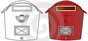 Mailbox Royalty Free Stock Photography - Image: 15657987