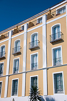 Hotel Montecastillo's Facade Royalty Free Stock Images - Image: 15658889