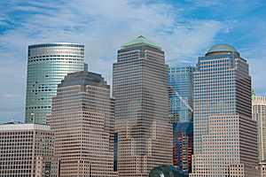 New York City Sky-scrapper Royalty Free Stock Photos - Image: 15661728