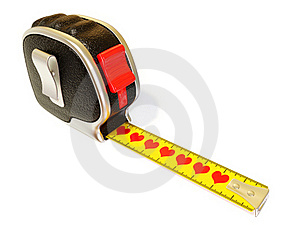 Tape Measure Royalty Free Stock Images - Image: 15666449
