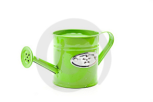 Watering Can Stock Images - Image: 15668534
