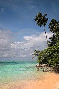 Maldives Beach Stock Images - Image: 15670654